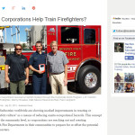HazMat Grant Program, HazSim, Press Release, Emergency Response Training